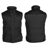 Men's Lucas Vest from STS Ranchwear®, Black