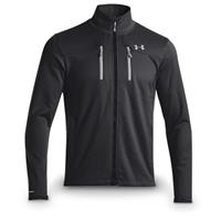 Under Armour® ColdGear® Infrared Soft Shell Jacket, Black