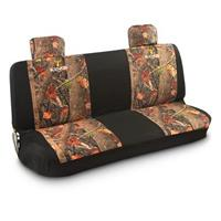 King's Camo Camouflage Bench Seat Cover
