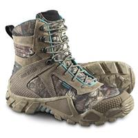 Irish Setter Women's VaprTrek Insulated Waterproof Boots, 400 Grams, Mossy Oak Break-Up Infinity