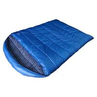 Big River Outdoors™ Blue Mesa 30 Degree F 2-person Sleeping Bag