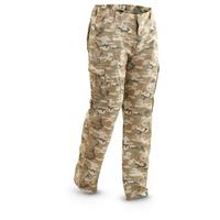 Marino Bay Trailhead Ripstop Unlined Camo Cargo Pants
