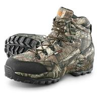 Men's Guide Gear Guidelight II Waterproof 400 gram Thinsulate Insulated Hunting Boots, Mossy Oak®