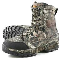 Men's Guide Gear Guidelight II Waterproof 800 gram Thinsulate Insulated Hunting Boots, Mossy Oak®
