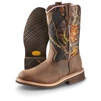 Women's Browning® Waterproof Fancy-stitch Wellington Boots, Mossy Oak®