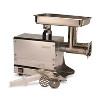Guide Gear Pro Electric #8 Meat Grinder, 1/2 HP • 3 different sized stuffing tubes
