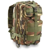 Military Tactical Assault Pack, Woodland