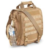 Famous Maker Tactical Equipment Bag, Coyote Tan • 819-cu. in. capacity