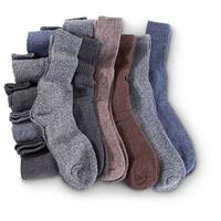 12-Prs. of Heavy-weight Boot Socks