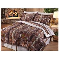 CASTLECREEK Next Camo Complete Bed Set