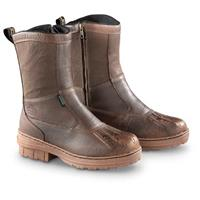 Men's Georgia Boot Waterproof Wellington Boots, Brown