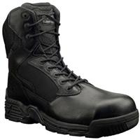 Men's Stealth Force 8.0 Side Zip Composite Toe Waterproof WPi Boots, Black