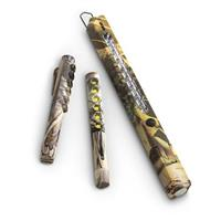 3-Pc. Camo LED Light Set • Two 6-LED Lights and one 8-LED Light... great for emergencies, the shop and more!
