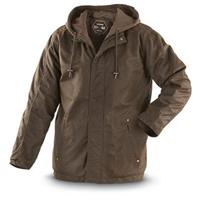 Oilskin Men's Insulated Jacket, Timber