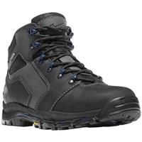 Men's Danner® 4.5 inch Vicious GTX® Waterproof Work Boots, Black / Blue