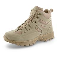"Cactus Jack Men's U.S. Spec 6"" Tactical Boots, Sand"