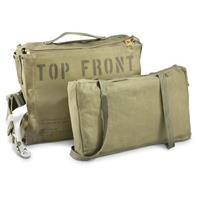 Used U.S. Military Surplus Paratrooper Bag