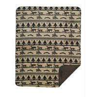 Denali® Home Deer Haven Double Sided Throw Blanket