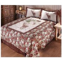 CASTLECREEK Whitetail Quilt Set