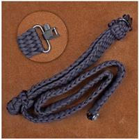 Stone River Gear Paracord Rifle Sling, Black