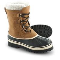 Guide Gear Men's Hovland Wool Lined Winter Boots