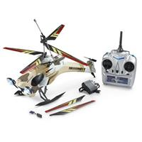 Radio-controlled Dragonfly Helicopter