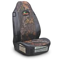 Mossy Oak Camo Bucket Seat Cover, Universal Fit