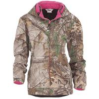 Women's Berne Huntress Realtree Xtra Soft Shell Jacket