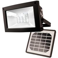 Maxsa® Pole-mount Solar Floodlight