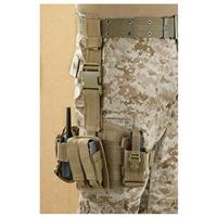 5ive Star Gear Tactical Drop-down Rig, Coyote Tan