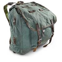 Used German Military Surplus WWII-style Rucksack