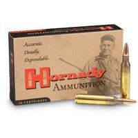 20 rounds of Hornady® Custom™ .338 Lapua 250 Grain SP Ammo