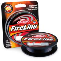 Berkley Fireline Fused Original Smoke Fishing Line, 125 Yards