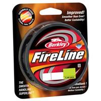Berkley Fireline Fused Original Flame Green Fishing Line, 125 Yards