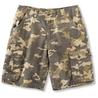 Guide Gear Men's Ripstop Camo Cargo Shorts, New Desert Camo