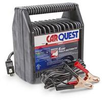 Midtronics CarQuest CBC2005 Professional 12 Volt - 6 Amp Fully Automatic Battery Charger