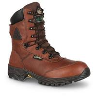 Rocky ProHunter 400 gram Thinsulate Ultra Insulation Hunting Boots, Brown