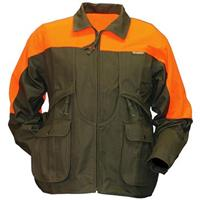 Gamehide Rooster Upland Jacket, Olive / Orange