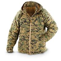 New U.S. Military Surplus Marpat Level 7 ECW Hooded Jacket