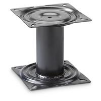 Guide Gear Fixed Boat Seat Pedestal, 7 inch