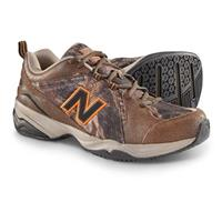 New Balance Men's 608V4 Camo Walking Shoes, Camo