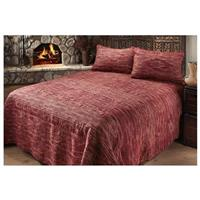 Red Desert Full / Queen Quilt Set