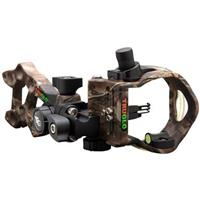 TRUGLO Rival Hunter Bow Sight with Light, Lost Camo