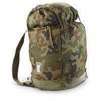 Used Polish Military Surplus Camo Rucksack