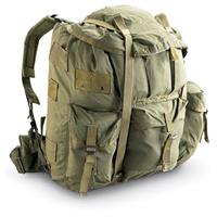 Used U.S. Military Surplus Large A.L.I.C.E. Pack with Metal Frame