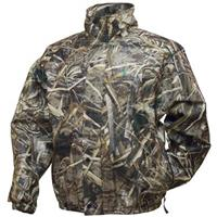frogg toggs Pro Action Camo Rain Jacket, RT Max-5