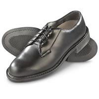 New U.S. Military Surplus Wellco Leather Oxfords