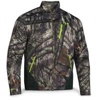 Under Armour Scent Control Barrier Jacket, Mossy Oak Treestand