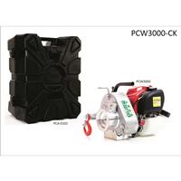 Portable Winch Co. PCW3000-CK 1500-lb. Gas-powered Portable Capstan Winch with Transport Case