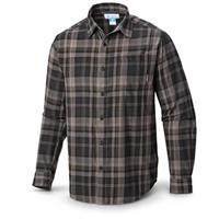 Columbia Vapor Ridge III Shirt, Long-sleeved, Black Twill